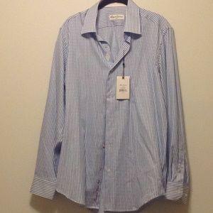 Robert Graham Men's button down dress shirt